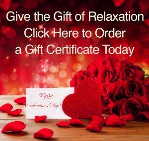 Valentines Gift Certificates